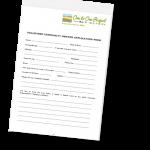 Volunteer Community Mentor Application Form